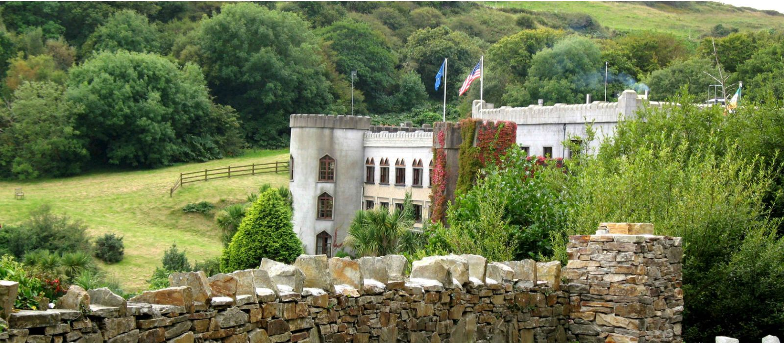 Abbyglen Castle & Gardens, accommodation by Discover Ireland Tours Destination Management Company