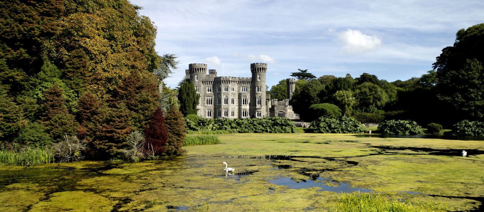 Castle & Gardens, accommodation by Discover Ireland Tours Destination Management Company