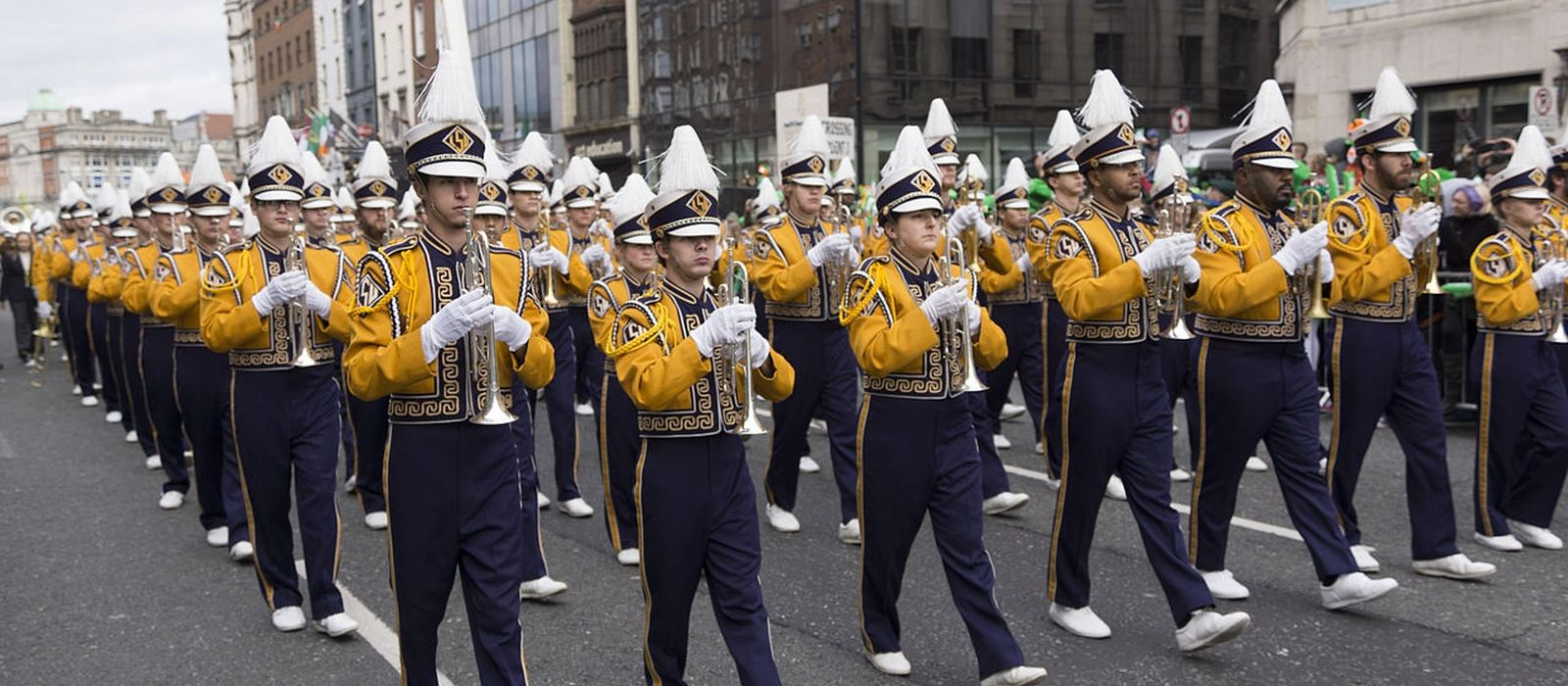 Marching Band tours by Discover Ireland Tours Destination Management Company