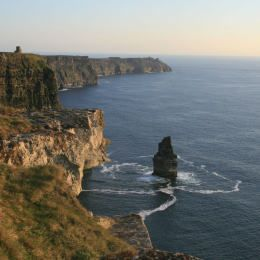 A trip to the cliffs of Moher organised by DMC in Ireland, Discover Ireland Tours