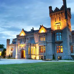 Lough Eske Castle Luxury Accommodation