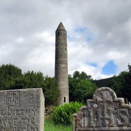 A trip for your clients to Glendalough organised by the premier DMC agent in Ireland