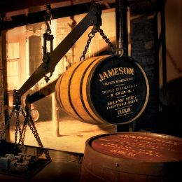 Enjoy a tour of the Jameson Distillery County Cork organised by your Irish DMC specialist