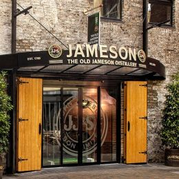 A trip to the Jameson Experience in Midleton County Cork organised by DMC in Ireland, Discover Ireland Tours