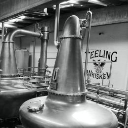 A trip for your clients to the Teeling Distillery County Dublin organised by the premier DMC agent in Ireland