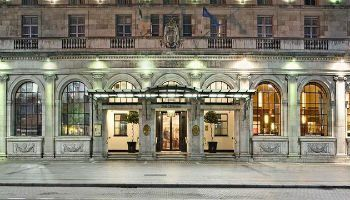 The Gresham Hotel in Dublin City part of our Leisure Tours of Ireland.
