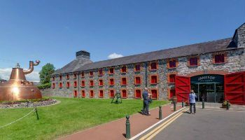 Jameson Whiskey Distillery is a worthy distraction when travelling on our Incentive Tours Ireland