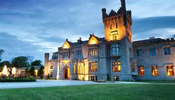 Staying at Lough Eske Castle on one of our customized leisure tours of Ireland