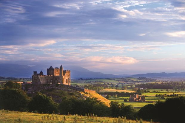 Incentive travel, technical talks and leisure tours of Ireland.