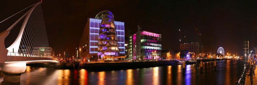 Visit Dublin City on an incentive tour of Ireland