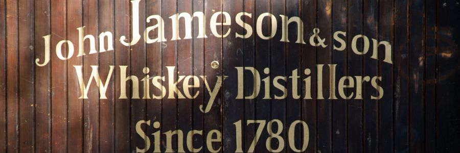 Jameson Distillery Cork Ireland. Enjoy The distilling culture of Ireland with Discover Ireland Tours.