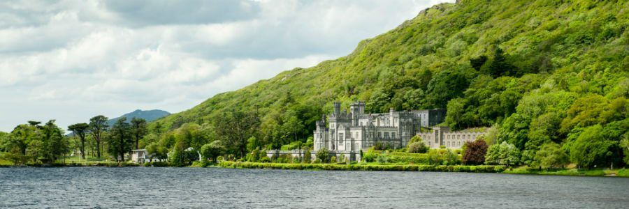 Include Kylemore abbey on your faith tour of Ireland,a Benedictine Monastery and one of the most romantic buildings in Ireland