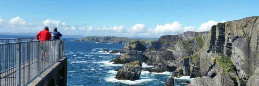Mizen Head, viewed on one of our DMC Ireland tours