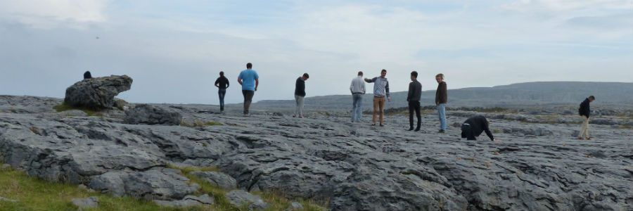 Special Interest tour at The Burren, County Clare, Ireland