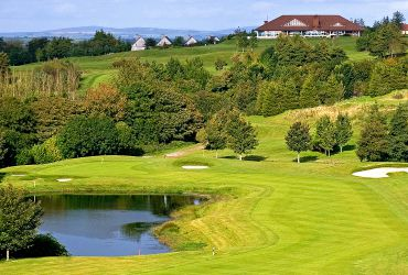 Play golf in one of the most wonderful locations Ireland has to offer