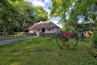 Lullymore Heritage Park, Rathangan,Co.Kildare