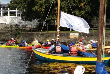 Nevsail Watersports, irish Extreme Sports in Counties Limerick and Clare