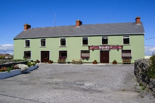 Tigh Fitz Bed and Breakfast, Co. Galway